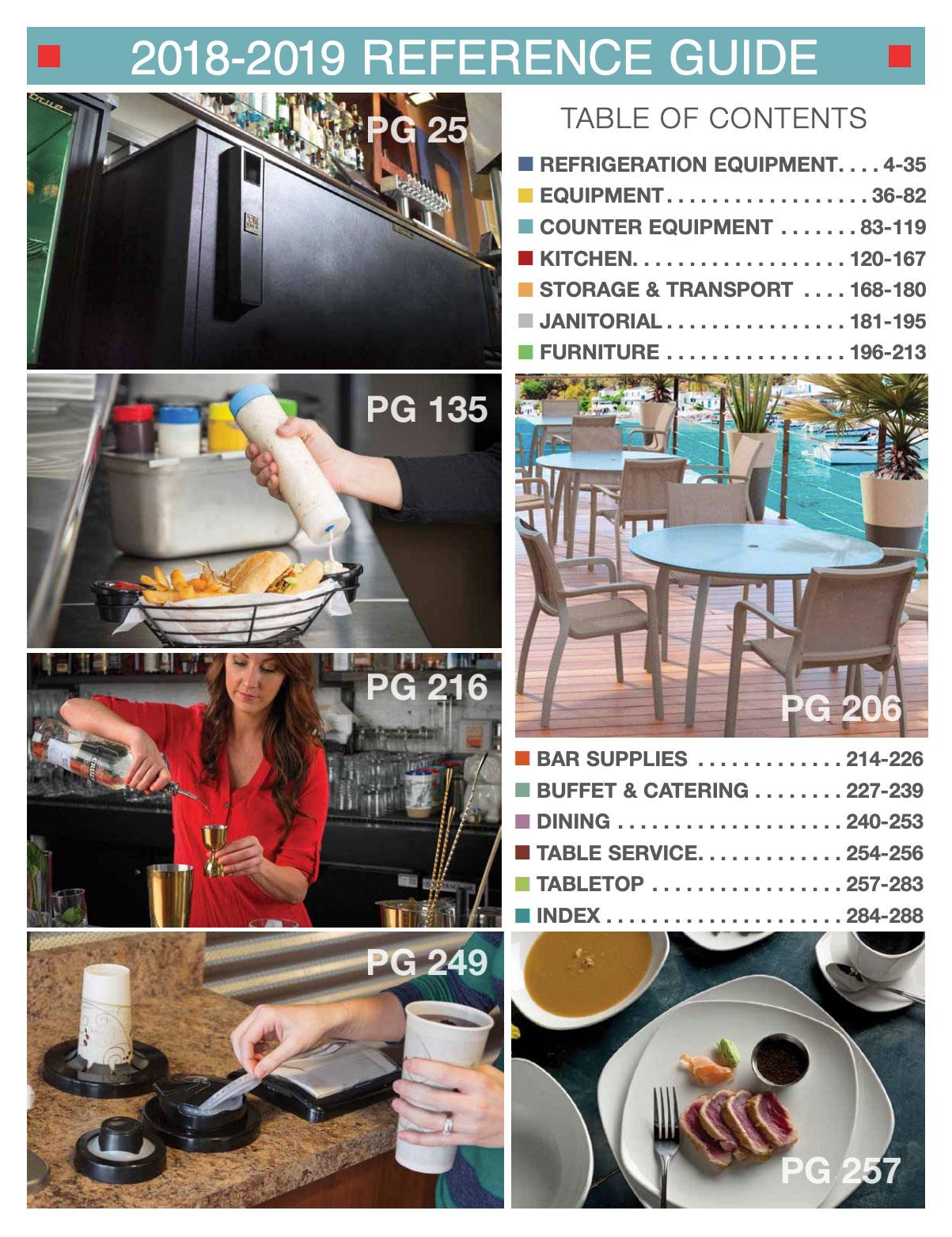 Catalog Of Restaurant Kitchen Equipment R M Flagg